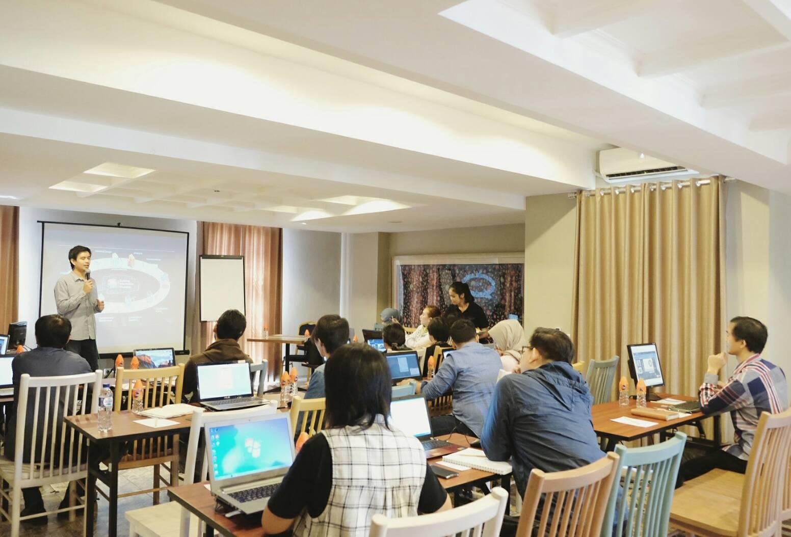 Workshop Penggunaan Software Berbasis BIM dengan SKALA Course dan IAAU
