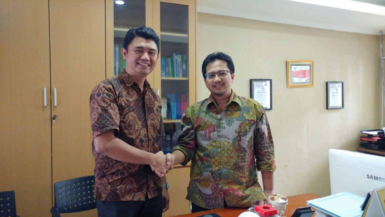Delegrasi iBIM Indonesia Bertemu Bina Konstruksi PUPR